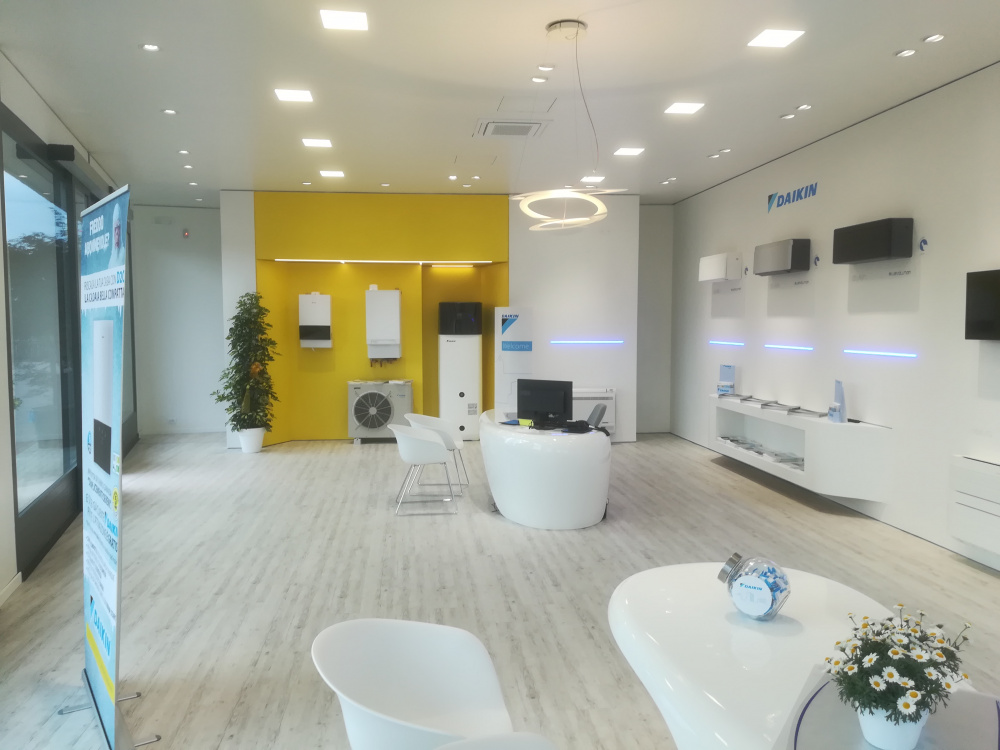 SHOWROOM DAIKIN AEROTECH